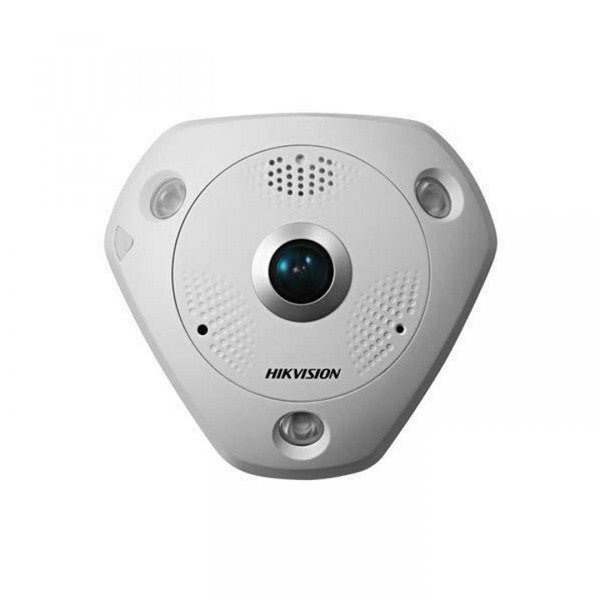 HikVision DS-2CD63C2F-IV 12MP Fisheye Network Camera