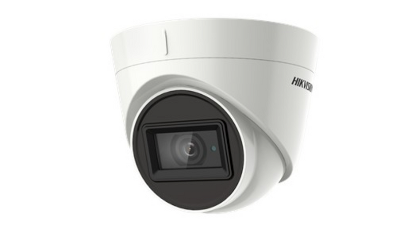 Hikvision DS-2CE78H8T-IT3F 5MP Fixed Turret Analogue Camera