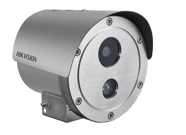 Hikvision DS-2XE6242F-IS 4MP Fixed Explosion-Proof Bullet Network Camera