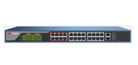 Hikvision DS-3E1326P-E Network Switch PoE