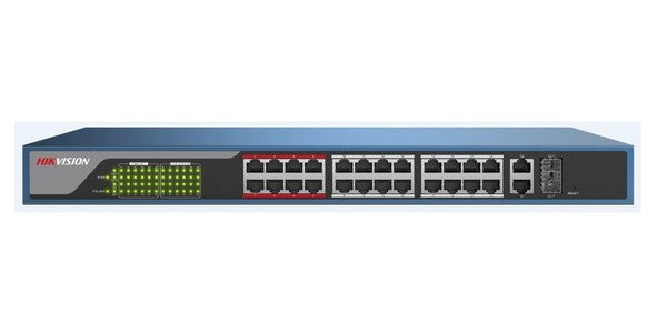 Hikvision DS-3E1326P-E PoE Network Switch