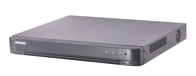 Hikvision DS-7216HUHI-K2 16ch TVI4.0 8MP DVR (with 3TB HDD)