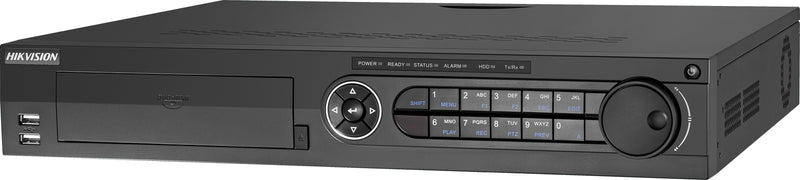 Hikvision DS-7332HUHI-K4 CCTV DVR Digital Video Recorder includes 1 X 3TB HDD
