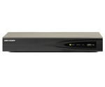 Hikvision DS-7604NI-K1-4P CCTV NVR Recorder includes 1 X 3TB HDD