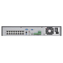 Hikvision DS-7732NI-I4/16P 32-ch PoE 4K NVR with 3TB HDD