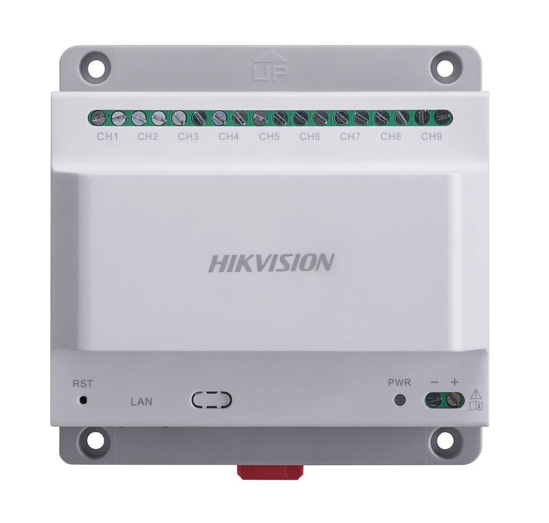 DISCONTINUED Hikvision DS-KAD709 2-Wire Video-Audio Distributor