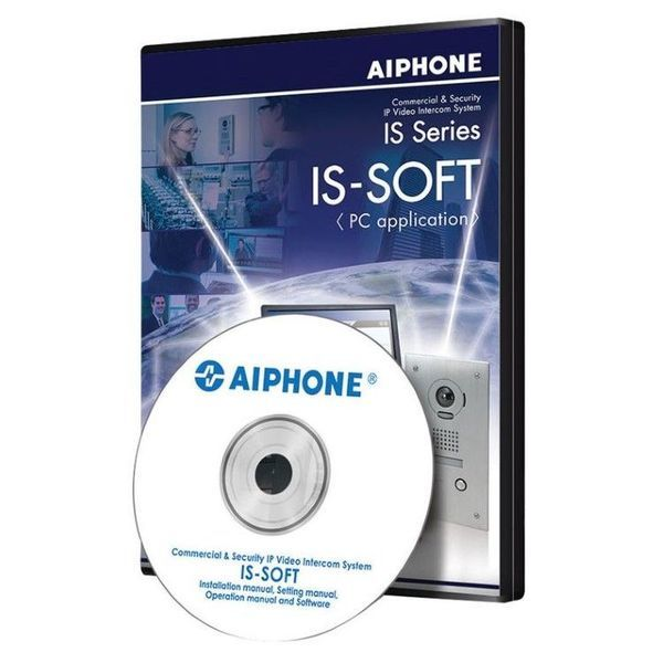 Aiphone IS-SOFT IS Series IP Software Master Station