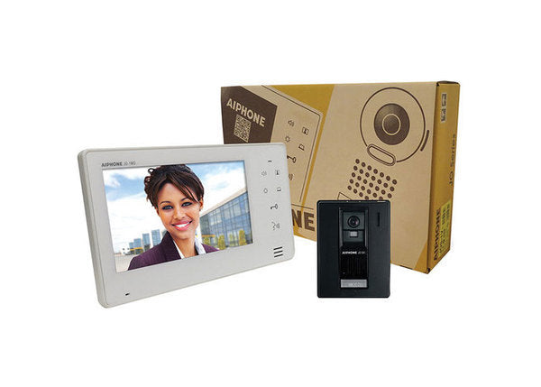 Aiphone IC-JOS-1A Monitor & Hands-Free Color Video Intercom Set