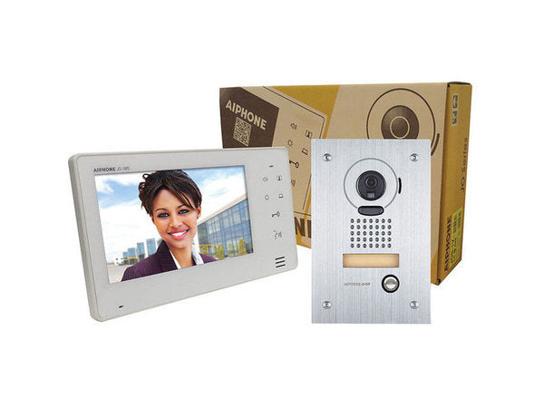 Aiphone JOS-1F Monitor Video Intercom Set