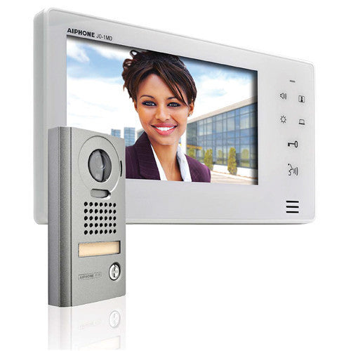 Aiphone JOS-1V Hands-Free Color Video Intercom System