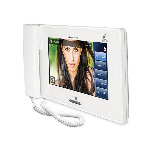 Aiphone JP-4MED Hands-free Color Video Intercom Master Station