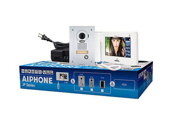 Aiphone JPS-4AEDF Video Intercom System