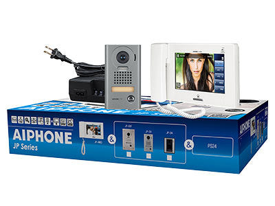 Aiphone JPS-4AEDV Video Intercom System