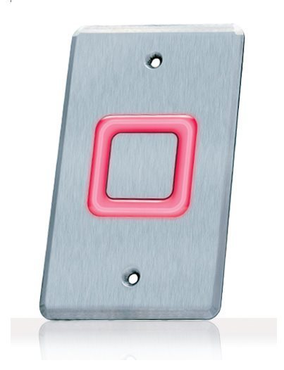 Rosslare MP-06 External Metal Enclosure for Compatible Buttons