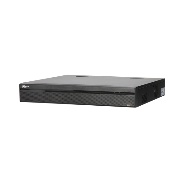 DISCONTINUED Dahua NVR5424-24P-4KS2 24ch PoE 4K CCTV Pro Network Video Recorder (HDD not included)
