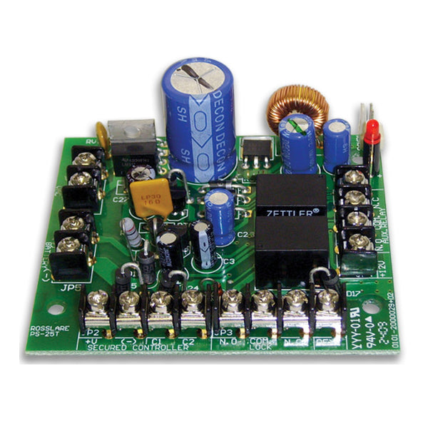 Rosslare PC-25T Module Power Supply