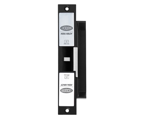 Assa Abloy Lockwood ES9000-060 Pre-Load Electric Strike Monitored Lip Holes