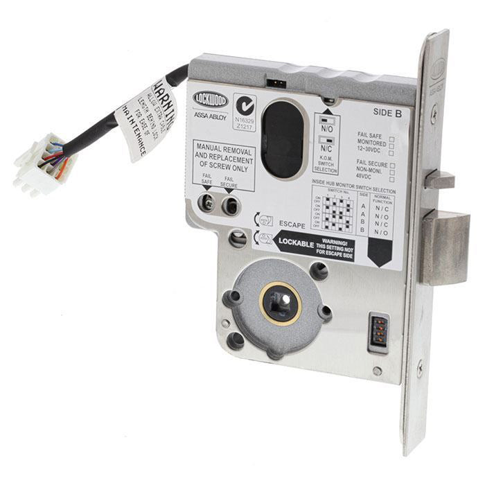 Assa Abloy Lockwood PD-3579ELM0SC Electric Mortice Lock