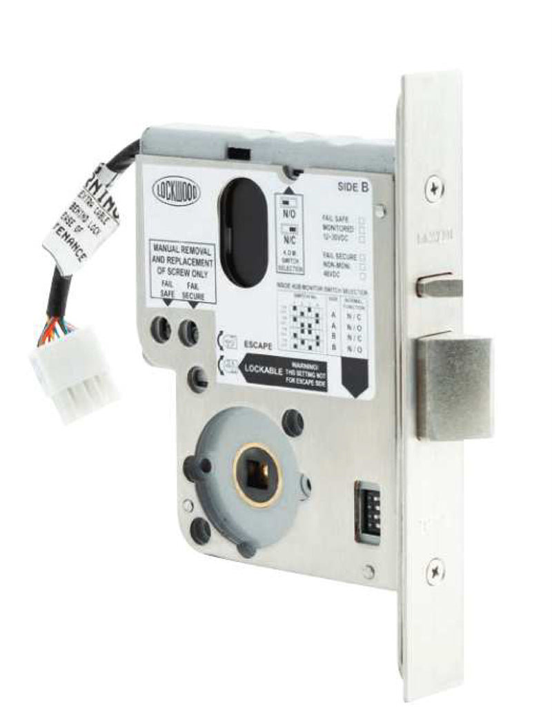 Assa Abloy Lockwood PD-4579HSELM0SC Electric Mortice Lock