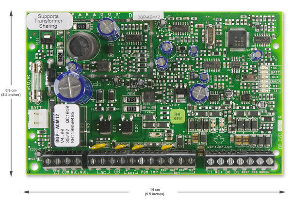Paradox ACM12 Single Door Access Control Module