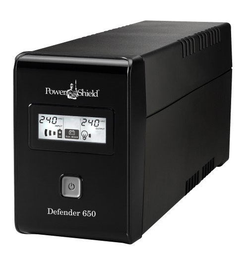 PowerShield PSH-PSD650 Defender UPS