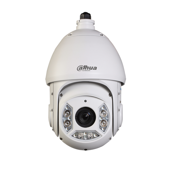 DISCONTINUED Dahua SD6C230U-HNI Starlight 2MP Varifocal PTZ Network Camera