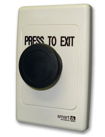 DISCONTINUED Press-to-Exit Switch SMART4342BL