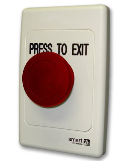 SMART4342R Red Mushroom exit button