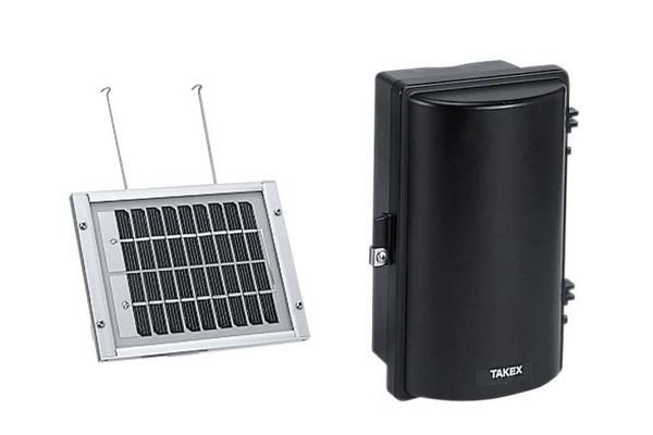 Takex BA6SLA Solar Panel & Charger