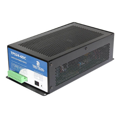 Tactical TP-TPS24 Power Supply 6A