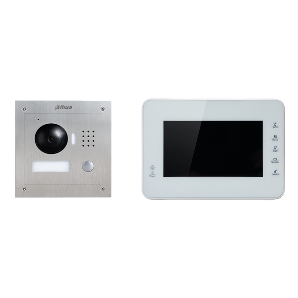 Dahua VTK-VTO2000A-VTH1560BW IP Intercom Kit