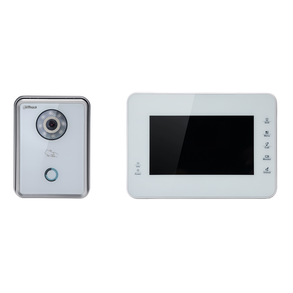 Dahua VTK-VTO6210BW-VTH1560BW IP Intercom Kit