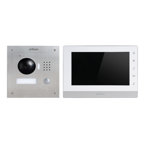 Dahua VTK-VTO2000A-VTH1550CH-S IP Intercom Kit
