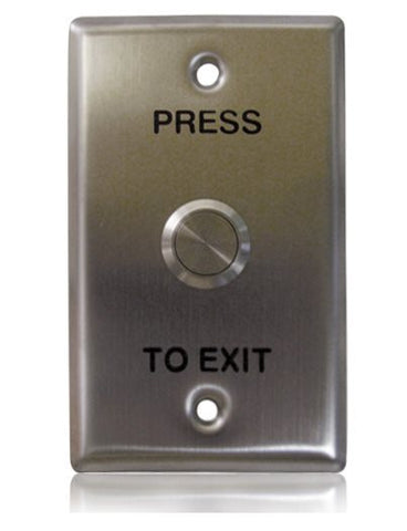 Press-to-Exit Button WEL1910