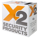 X2 CABLE-8 Network Screened Security Cable