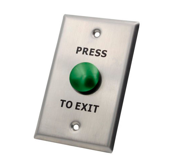 X2 Security X2-EXIT-002 Mushroom Exit Button