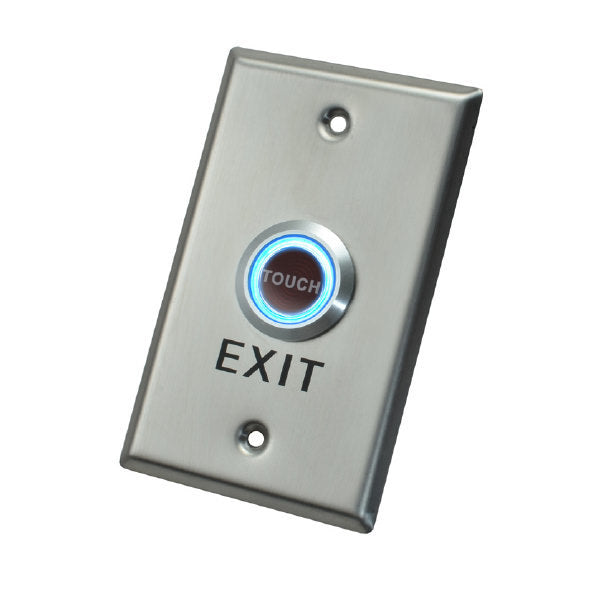 X2 Security X2-EXIT-003 Touch Exit Button with LED Indicator