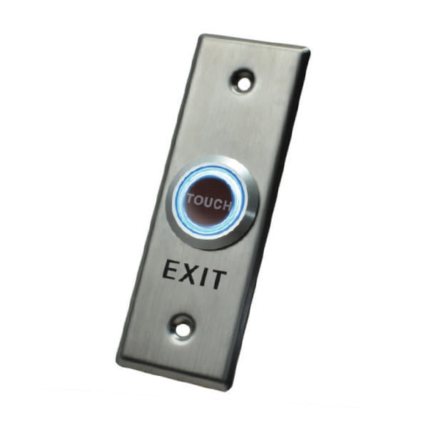 X2 Security X2-EXIT-004 Touch Exit Button with LED Indicator