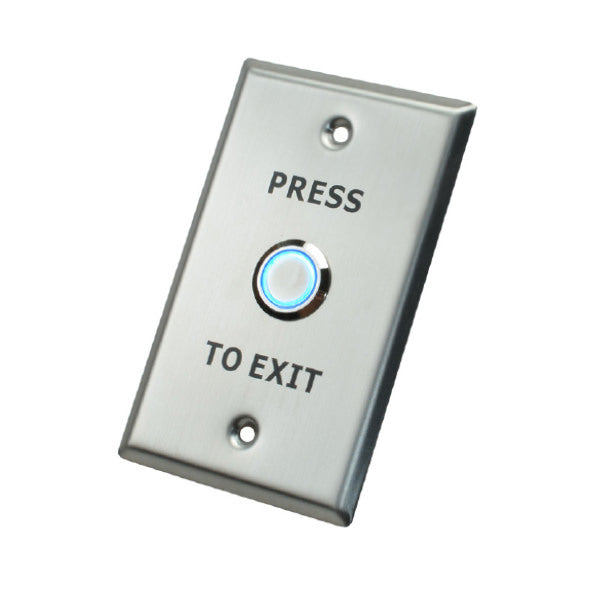 X2 Security X2-EXIT-012 Illuminated Exit Button