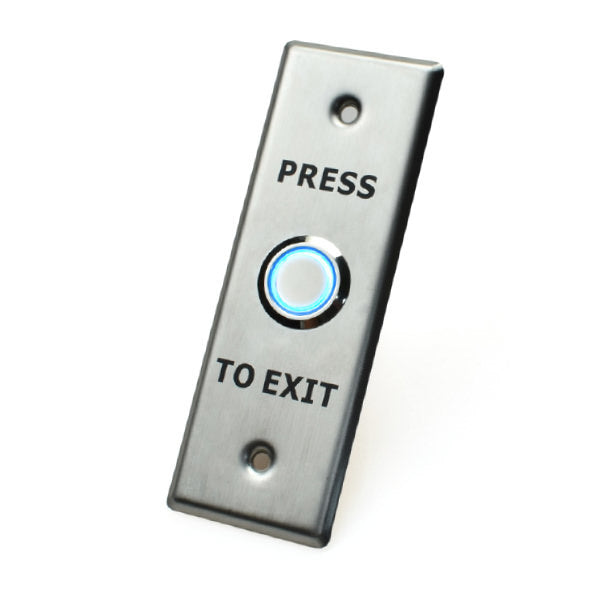 X2 Security X2-EXIT-013 Illuminated Exit Button