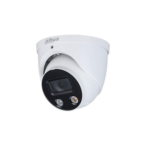 Dahua IPC-HDW3849H-AS-PV 8MP WizSense Full-Colour Active Deterrence Eyeball Network Camera