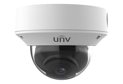 UNV IPC3238EA-DZK 8MP LightHunter Deep Learning Vandal-resistant Dome Network Camera