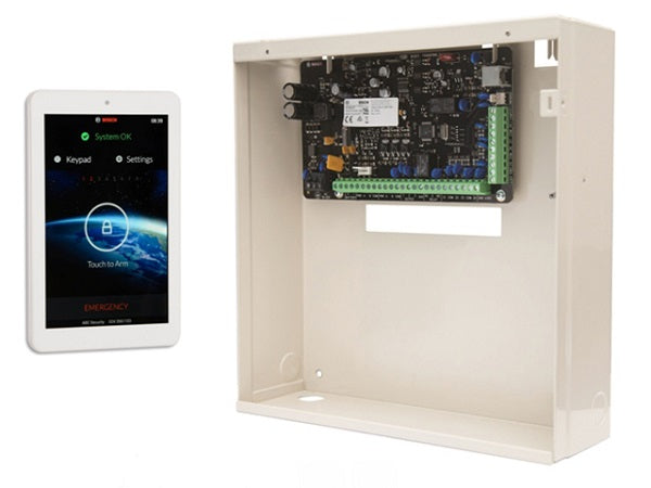 Bosch K2000-NODETTS7 Solution 2000 Control Panel + IUI-SOL-TS7 Kit