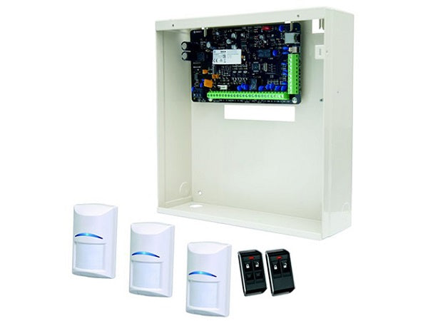 Bosch K3000-3WTRI Solution 3000 Control Panel + ICON Codepad + Wireless Tritech Detectors Kit