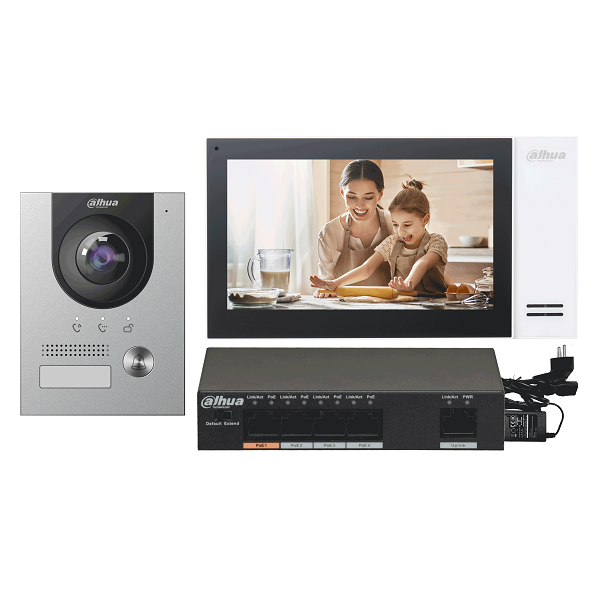 Dahua KTP01 IP Villa Outdoor Station & Indoor Monitor