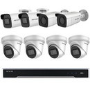 Hikvision DarkFighter 6MP 8CH Combo IP CCTV Kit (with 3TB HDD)