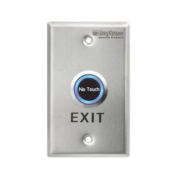 Neptune NENACLB Touchless Exit Button with LED Indicator