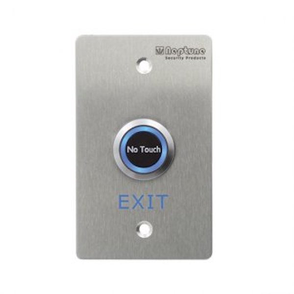 Neptune NENACLS Touchless Exit Button with LED Indicator