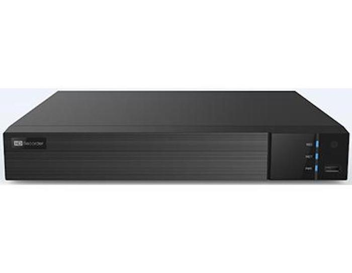 TVT TD-3308B1-8P-A1-4 8 Channel Face Recognition PoE NVR (with 4TB HDD)