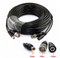 Ness 104-628 Coax/Power Cable - 18m